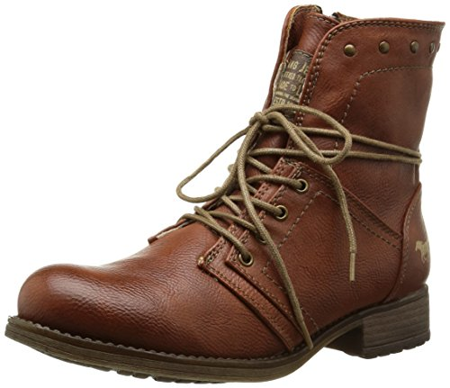Mustang 1139610, Women's Boots Brown (301 Kastanie)