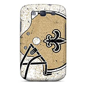 Samsung Galaxy S3 FuF17616FsRH Allow Personal Design Colorful New Orleans Saints Skin Best Hard Phone Case -RudyPugh