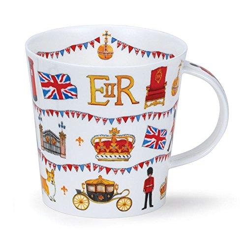 Dunoon Cairngorm Regal London Fine China Mug Cup 480ml 16.23 fl oz