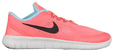 5d8b656ff826b Nike Mädchen Free Rn (Gs) Hallenschuhe: Amazon.de: Schuhe & Handtaschen