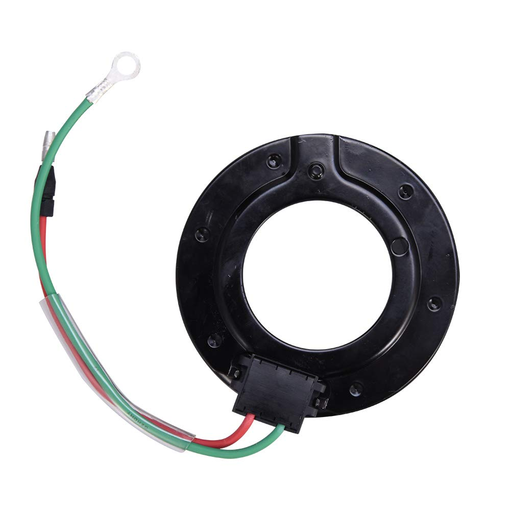 Yonar A//C Compressor Clutch Electromagnetic Coil Kit Replacement for Honda CR-V 2007 2008 2009 2010 2011 2012 2013 2014 CC-CRV0711 2.4L I4