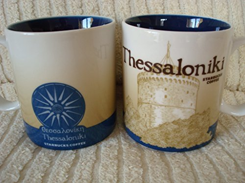 Starbucks Coffee Extensive City Mug THESSALONIKI (Greece)