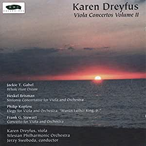 Whale Hunt Dream / Sinfonia Concertante / Elegy