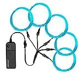 Best El Wires - Zitrades EL Wire, Portable Neon Lights EL Wire Review