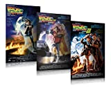 Back To The Future I, II, III - Movie Poster Set (3 Full Size Movie Posters) (Size: 27'' x 40'' each) by Posterstoponline