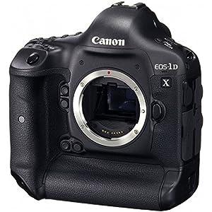 Canon EOS-1D X DSLR Camera (US Model) Basic Bundle