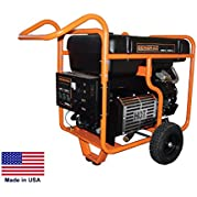 Portable Generator - Coml/Industrial - 15,000 Watt - 120/240V - Electric Start
