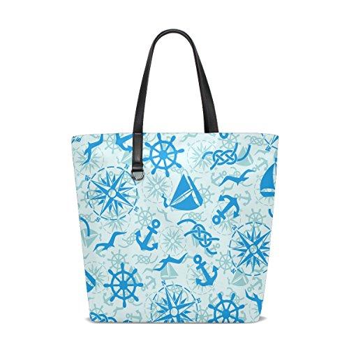 Tizorax - Multicolored Cloth Bag Woman