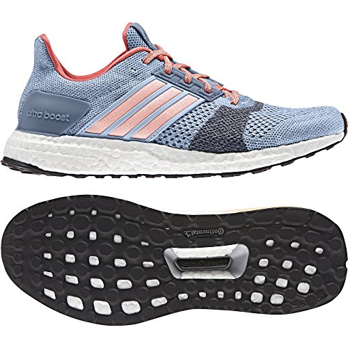 dgh haze Solid Blue Boost W Zapatillas S17 S17 Easy De Running Ultra Coral Para Grey Mujer St Adidas 7Zwqaf4n