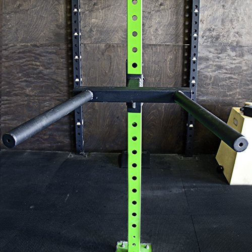 Fringe Sport Dip Station - Attachment for 3''x3'' Rigs and Squat Racks with 1'' Hardware/Angular Bar Layout … by Fringe Sport (Image #2)