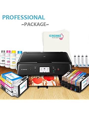picture relating to Edible Printable Paper for Cakes named : Edible Ink Printers: Residence Kitchen area
