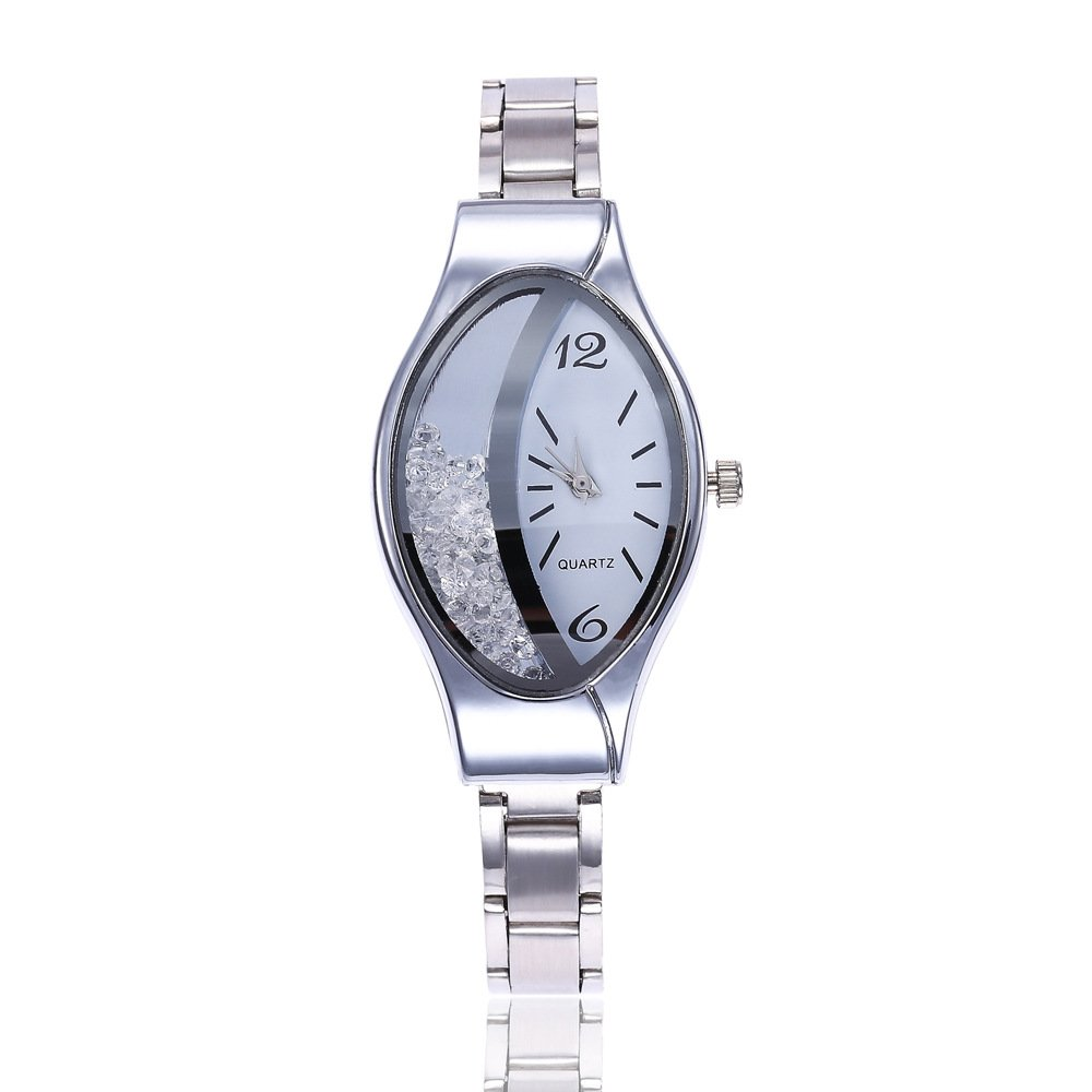 Women Watches Stainless Belt Luxury Quartz Watches Girls Ladies Wristwatch Relogio Feminino