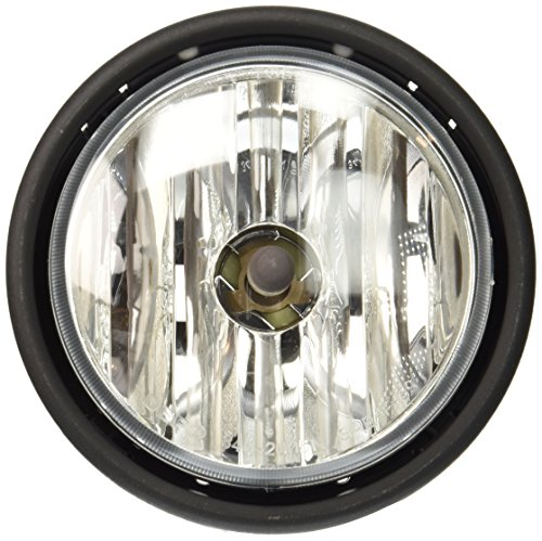 Depo 340-2005N-AS Freightliner Columbia Driver/Passenger Side Replacement Fog Light Assembly