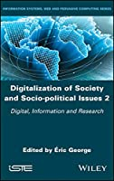 Digitalization of Society and Socio-political Issues 2 Front Cover