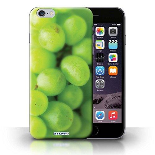 iCHOOSE Print Motif Coque de protection Case / Plastique manchon de telephone Coque pour iPhone 6+/Plus 5.5 / Collection Fruits / Raisin