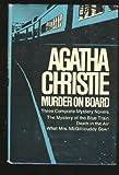 Murder on Board, Agatha Christie, 0396069924