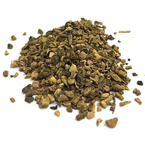 Best Botanicals Yellow Dock Root Cut 16 oz. by Best - Root Yellow Dock