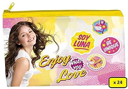 PARTYLANDIA Box 24 Estuches soyluna de Almacenamiento ...