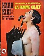 HARA KIRI [No 117] du 01/06/1971 - LA FEMME…
