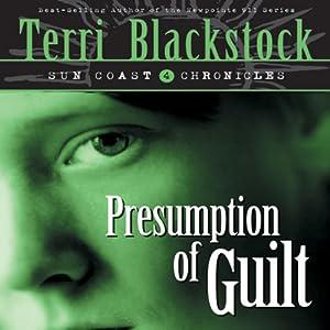 Presumption of Guilt Hörbuch