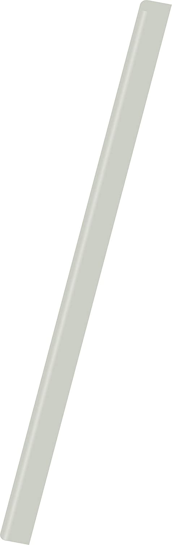 25 St/ück 9 mm Exacompta 997080E Klemmschienen Packung kristall f/ür kapazit/ät Din A4 90 Blatt serodo