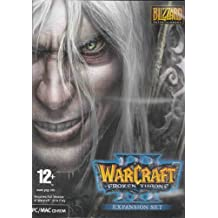 Warcraft III: The Frozen Throne (France)
