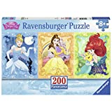 Ravensburger Beautiful Disney Princesses Panorama Puzzle (200 Piece)