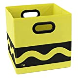 Crayola Storage Bin Yellow