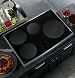 """GE PHP900SMSS Profile 30"""" Stainless Steel Electric Induction Cooktop"""