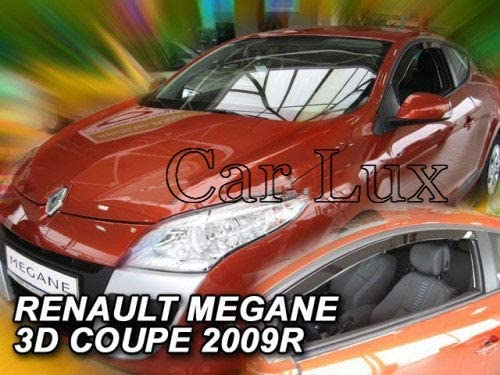 DGA 20.036 Derivabrisas para RENAULT MEGANE III 5 puertas MEGANE GRANDTOUR 2009