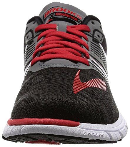 D023 Multicolour Shoes Men Brooks Black Running 6 PureCadence Blue Anthracite Highriskred w4IvxvYq6