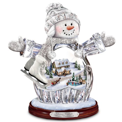 Snowman Figurines Make Cute Decor For Your Home