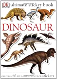 Dinosaur Ultimate Sticker Book, John Malam, 0756602351