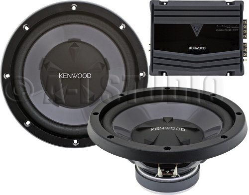 12in subwoofer and amp package - 2