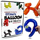 Ultimate Balloon Animals and More DVD by Magic Makers - Complete Course On Making Over 50 Different Balloon Animals