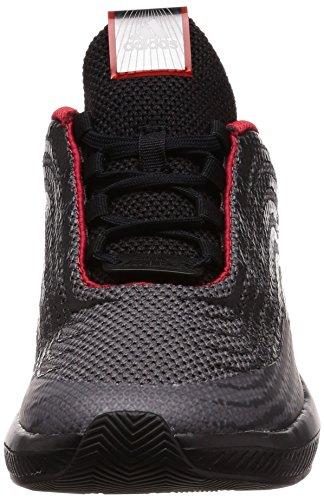 K Negro De escarl 000 Zapatillas Starwars Adidas Deporte Unisex negbas Niños gricin Rapidarun gwEqxAC