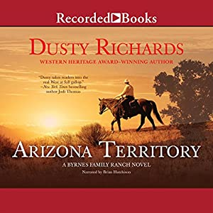 Arizona Territory Audiobook