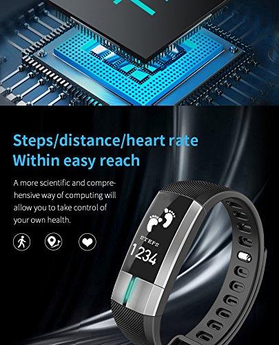Amazon.com: Stingna G20 ECG+PPG Monitoring Smart Bracelet Fitness ...