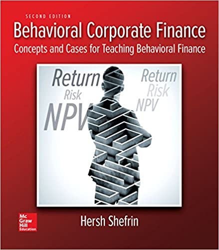 Amazon ebook for behavioral corporate finance the mcgraw hill amazon ebook for behavioral corporate finance the mcgraw hillirwin series in finance insurance and real estate ebook hersh shefrin kindle store fandeluxe Gallery