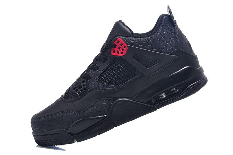 "Air 4 Retro JORDA ® ""Cement"" Snakeskin Classic Basketball Shoes For Men"