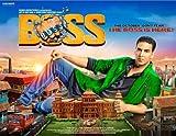 Boss (Hindi Film / Bollywood Movie / Indian Cinema DVD) 2013