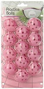 Intech Golf Practice Balls 12 Pack