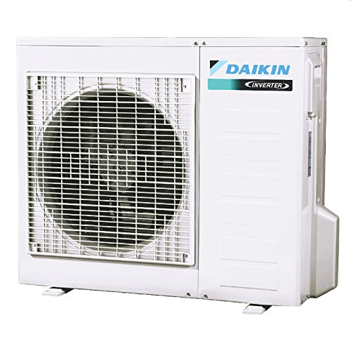 Amazon.com: Daikin 9,000 BTU 17 SEER Wall-Mounted Ductless Mini-Split Inverter Air Conditioner Heat Pump System with 15 Ft. Installation Kit & Wall Bracket ...