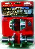 Mobile Home Keyed Entry Deadlock Combination Keyed Alike