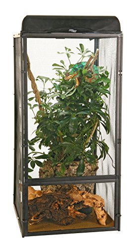 Zoo-Med-ReptiBreeze-Open-Air-Screen-Cage-Medium-16-x-16-x-30-Inches