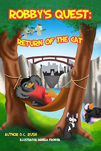 Book: Robby's Quest - Return of the Cat by D.C. Rush