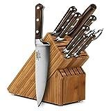 Lamson Signature 10-piece Bamboo Knife Block Set