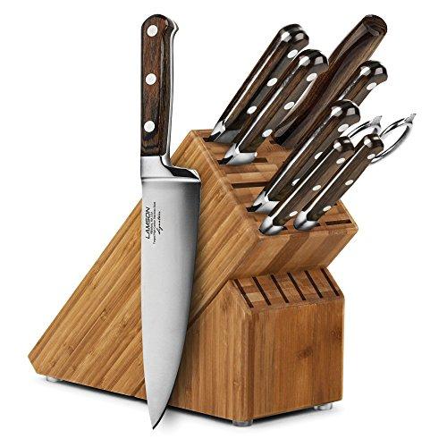 Lamson Signature 10-piece Bamboo Knife Block Set by Lamson (Image #6)