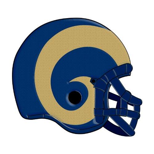 (NFL St. Louis Rams Helmet Pillow)