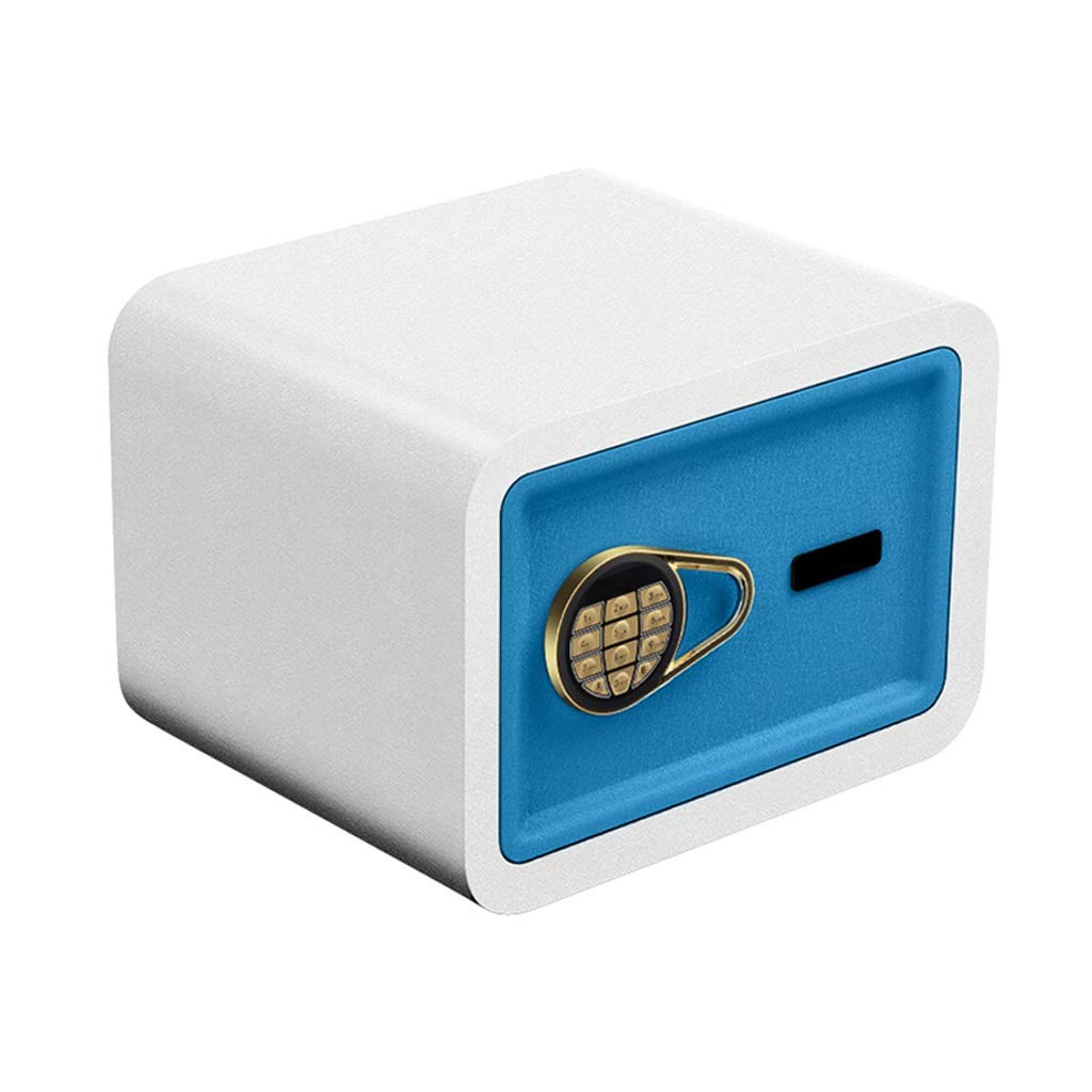 Boxes & Organisers Electronic Password Safe Emergency Opening Key 2 Double 350250250mm Small Safe (Color : A)